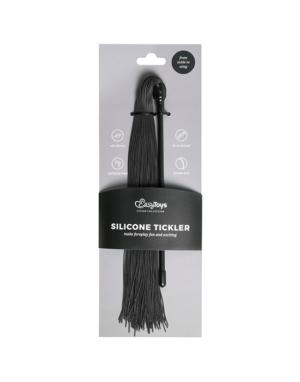 """Flogeris """"Black Silicone Tickler"""""""